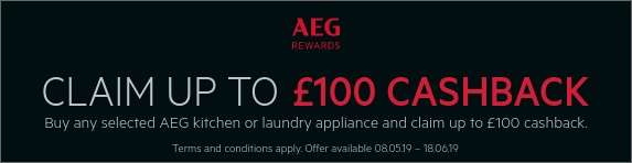 AEG Early Summer Promotion