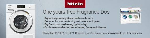 Miele - Year's supply of Fragrance Dos - 16.11.2021