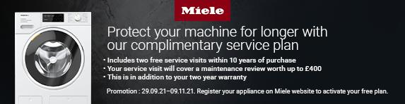 Miele - Washer Service Plan - 09.11.2021