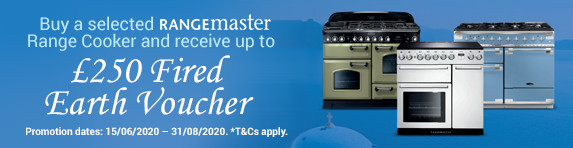 Rangemaster Fire and Earth Voucher Promotion 15.06.2020 ? 31.08.2020