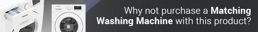 Samsung - Matching Washing Machine