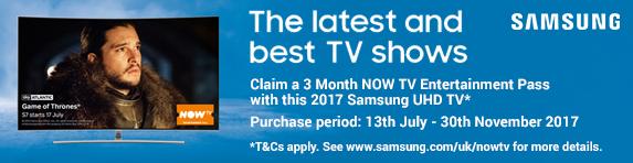 Samsung - 3 Months Now TV