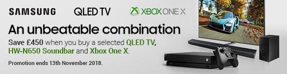 Samsung - Xbox One X