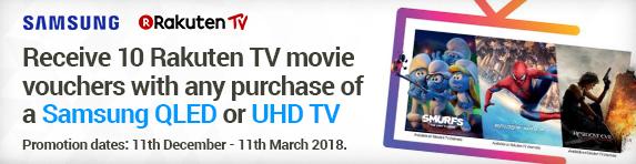 Samsung - TV Plus Promotion