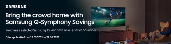 Samsung - Discount of ?350 on TV/Soundbar Pack HWQ60TXU - 29.06.2021