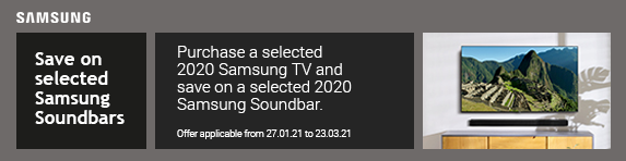 Samsung - HWQ60TXU FOC with selected TVs - 23.03.2021