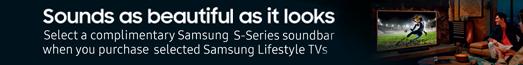 Samsung - £100 Discount on HWS40TXU - 29.06.2021