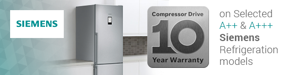Siemens 10 Year Compressor Warranty