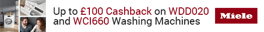 Miele Cashback WCI660 Twindos and WDD020 15.05-30.06