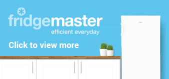 Explore the Fridgemaster range
