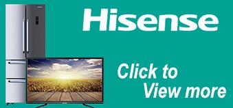 Explore the Hisense range