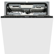 Fully Integrated Dishwashers