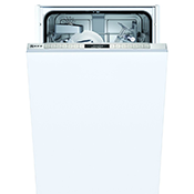 Fully Int. Slimline</br>Dishwashers
