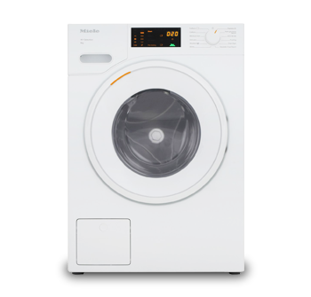 Miele WSD123 Lotus White Washing Machine