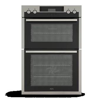 AEG DCS431110M SurroundCook Double Built In Electric Oven