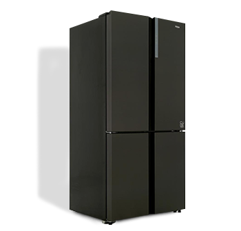 Haier HTF-610DSN7 American Fridge Freezer