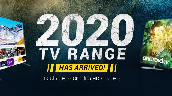 2020 TVs