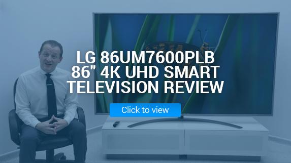 LG 86UM7600PLB TV