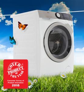 Win and AEG 9kg Washing Machine