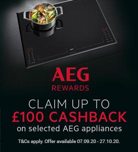 AEG 100 Cashback