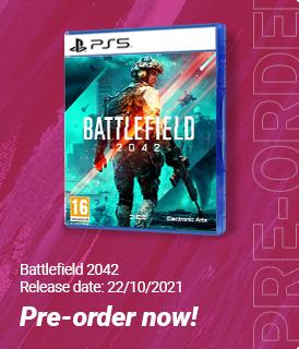 Battlefield 2042 pre-order