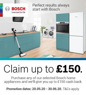 Bosch 150 Cashback