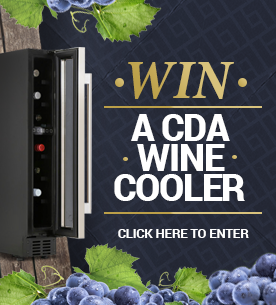 Win a CDA Wine Cooler