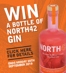 Win a Bottle of North42 Gin!