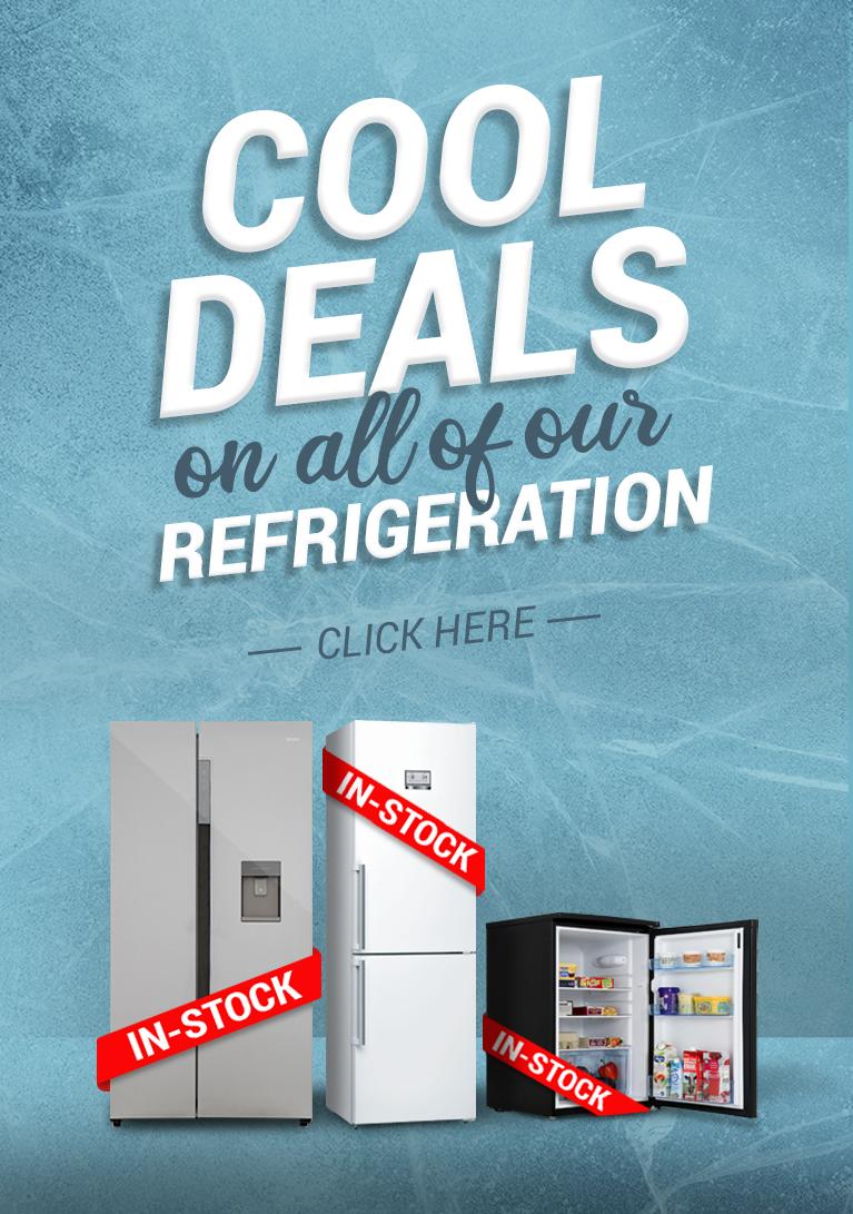 Cool Refrigeration Deals