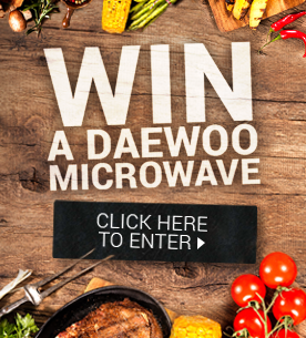 Daewoo Microwave Competition
