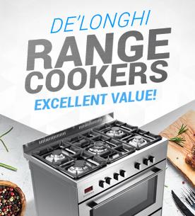 DeLonghi Range Cookers