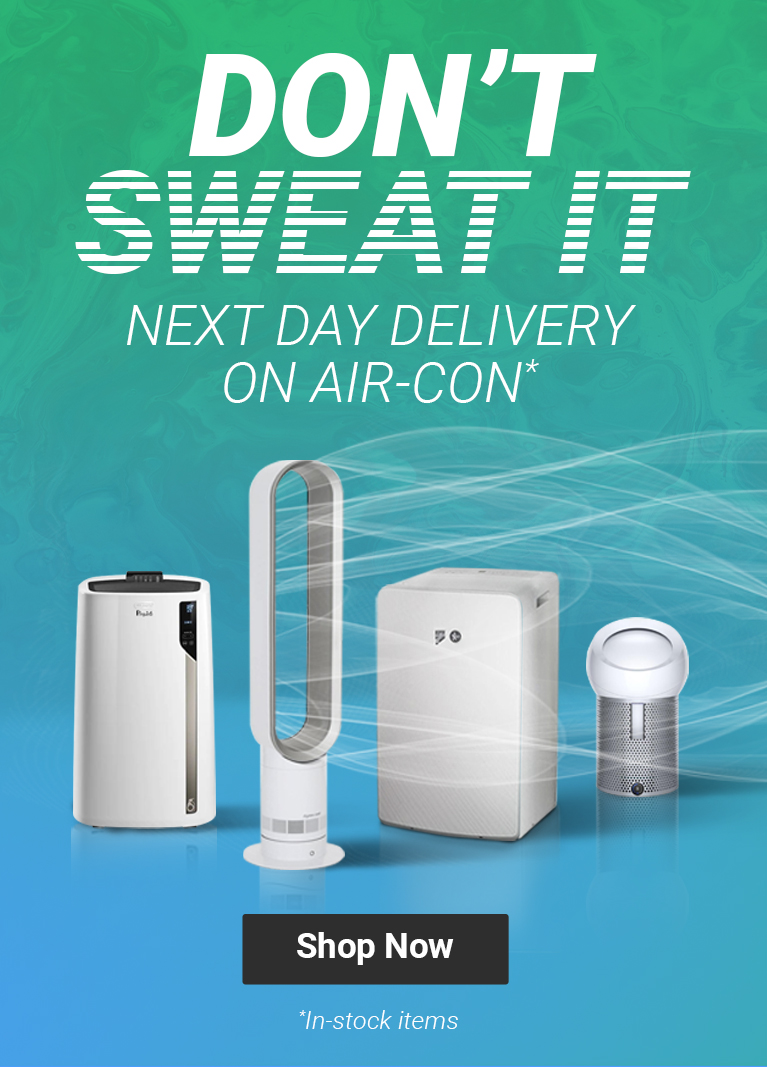 Dont Sweat It Next Day Delivery On Air-Con