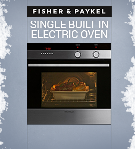 Fisher & Packel Oven