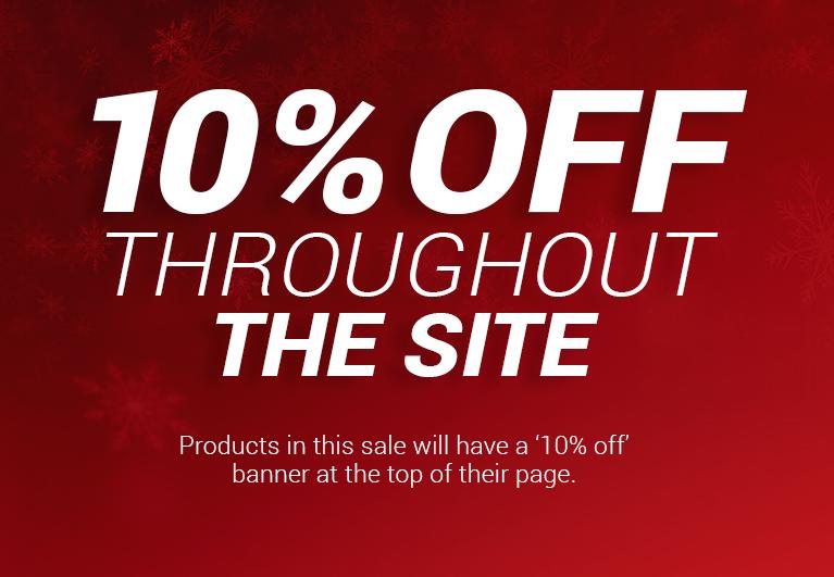 February 10% Sale