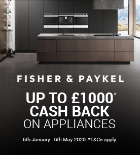 Fisher Paykel 1000 Cashback