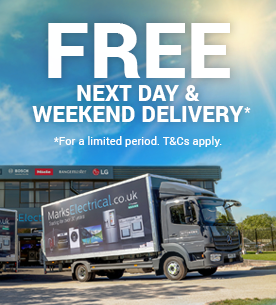Free Next Day and Weekend Delivery