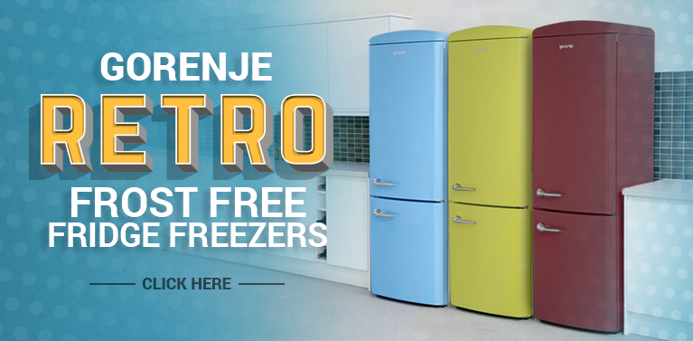 Gorenje Fridge Freezers Deals