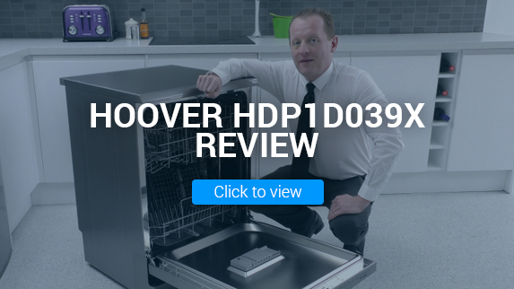 Hoover dishwasher Review