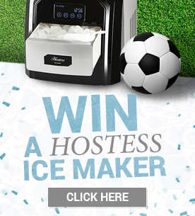 Hostess Ice Maker Competition