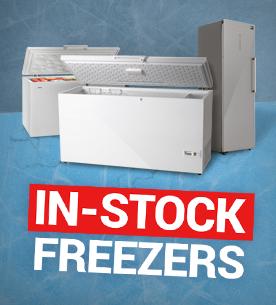In Stock Freezers