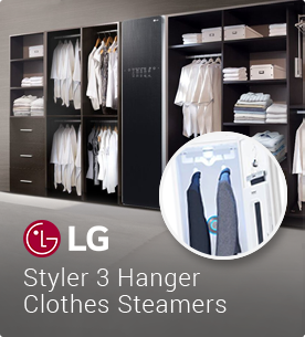 LG Clothes Steamers