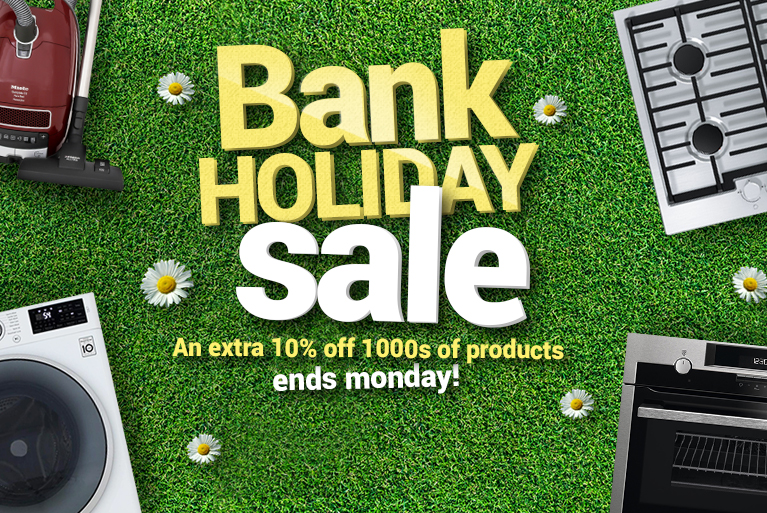 Bank Holiday sale