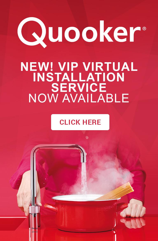 Quooker Virtual Installation
