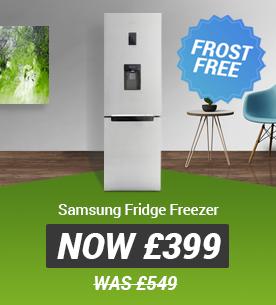 Samsung RB31FDRNDSA Frost Free Fridge Freezer Now 399 Was 549