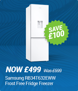 Samsung RB34T632EWW Frost Free Fridge Freezer