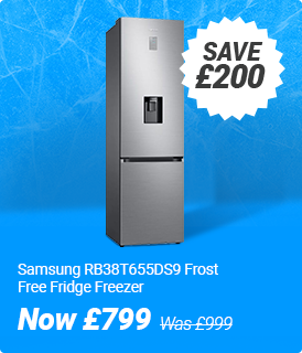 Samsung frost free fridge freezer