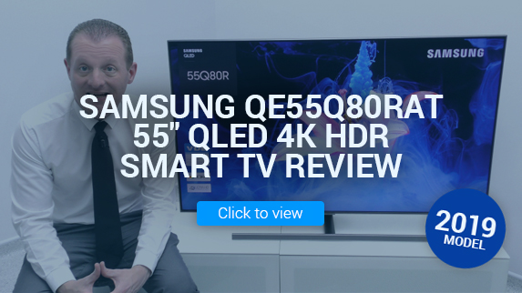 Samsung QE55Q80RAT-Review