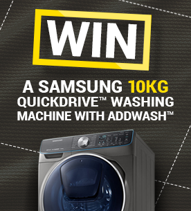 Samsung QuickDrive Competition