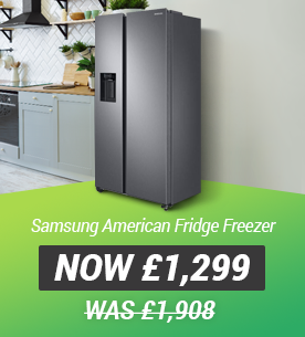 Samsung RB31FDRNDSA Frost Free Fridge Freezer Now 399 Was 549