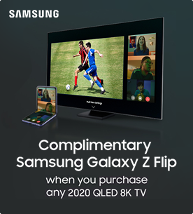 Samsung QLED Galaxy ZFlip